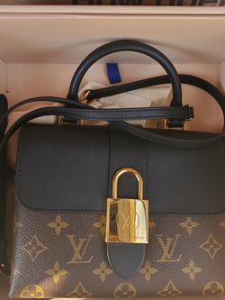 Louis Vuitton Locky Handbag Monogram Canvas with Leather BB for Sale in Smyrna,  GA