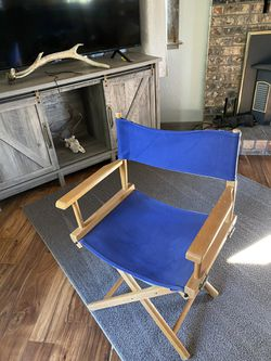 Directors chair for Sale in Puyallup,  WA