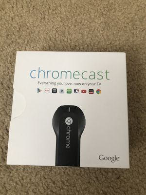 Chromecast 1st generation for Sale in Tracy, CA