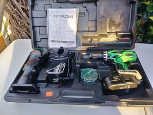 HITACHI 18V COMBO DRILL for Sale in Downey, CA