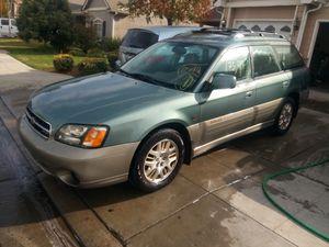 2002 Subaru Outback L.L. Bean Edition for Sale in Fresno, CA