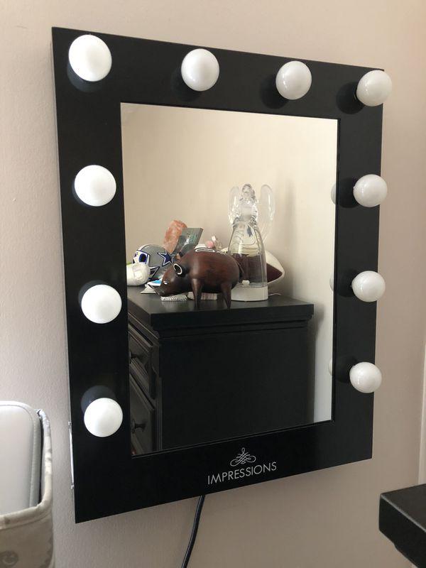 Impressions vanity mirror