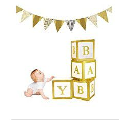 Baby shower boxes decoration for Sale in Lynwood, CA