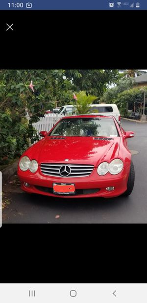 Mercedes SL500 for Sale in Lahaina, HI