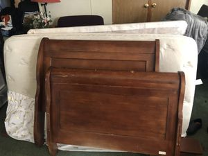 Twin bed frame for Sale in Brooks, OR