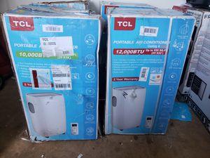 12000btu AIR CONDITIONER AC UNIT AIRE ACONDICIONADO portable portatil for Sale in Fort Lauderdale, FL