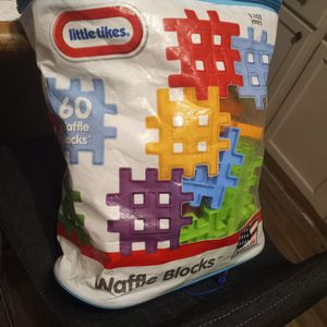 Little Tikes Waffle Blocks for Sale in Newburgh Heights, OH