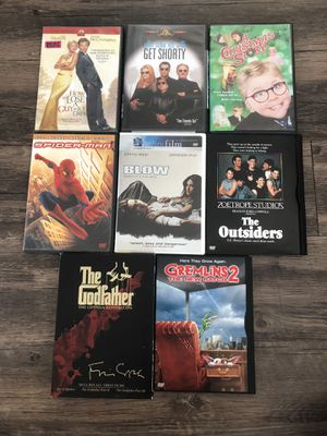 Misc Movie DVDs $5 each for Sale in Columbus, OH