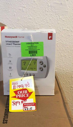 Honeywell thermostat O2 5 for Sale in Fort Worth, TX