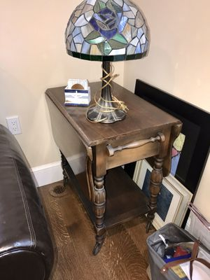Antique side table for Sale in Newton, MA