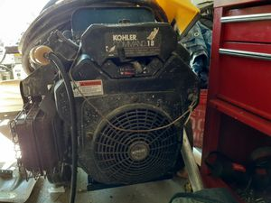 Pump with 18hp Kohler engine motor for Sale in Miami, FL
