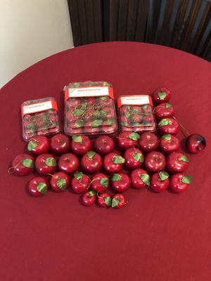 Apple decorations for Sale in Grantham, PA