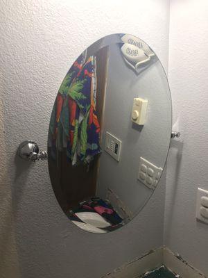 Oval Vanity Mirror for Sale in Black Diamond, WA