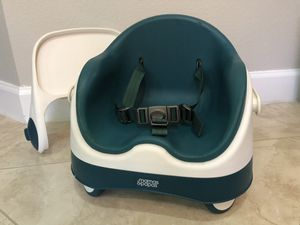 Mamas & Papas Baby Buds Booster seat for Sale in Fort Lauderdale, FL