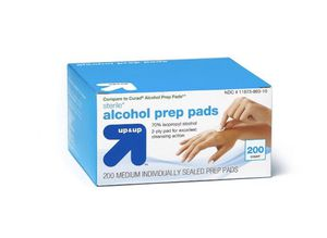 200 ct Alcohol Prep Pads for Sale in Stafford, VA