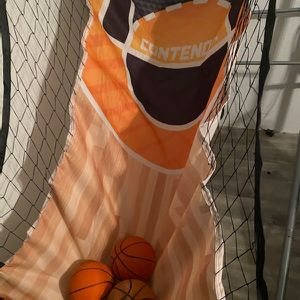Fold Up Double Player Hoop for Sale in Tacoma, WA