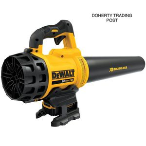 DEWALT 20-Volt MAX Lithium-Ion Cordless 90 MPH 400 CFM Handheld Leaf Blower w/ (1) 5.0Ah Battery and Charger for Sale in Laurys Station, PA