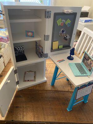 American girl z yang desk for Sale in Bradenton, FL