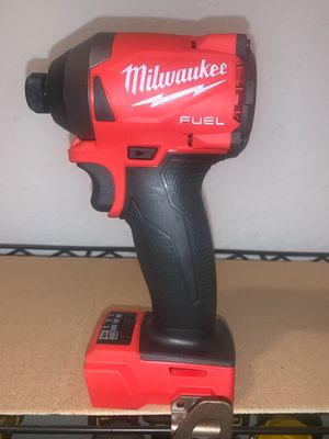 NEW M18 FUEL 1/4 HEX IMPACT DRILL(TOOL ONLY) PRECIO FIRME- FIRM PRICE for Sale in Dallas, TX