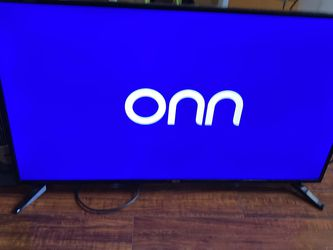 """ONN 43"""" TV for Sale in Tacoma,  WA"""