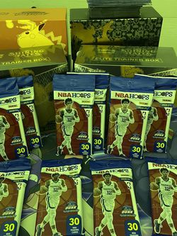 NBA hoops 10 Packs for Sale in Vancouver,  WA