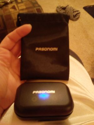 Pasonomi Bluetooth wireless headphones for Sale in Obetz, OH