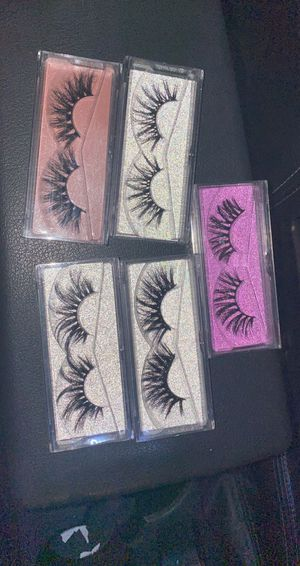 Halloween eyelashes for Sale in Phoenix, AZ