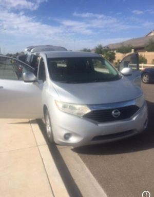 Nissan quest sv 2012 for Sale in Peoria, AZ
