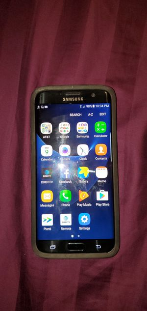 Samsung Galaxy S7 Edge Unlocked! for Sale in Decatur, GA