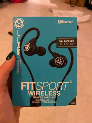 JLAB audio wireless earbuds for Sale in Boca Raton, FL