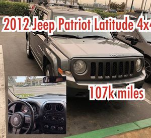 2012 Jeep Patriot for Sale in Whittier, CA