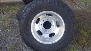 Ford dually studded dura trac tires for Sale in Bonney Lake, WA