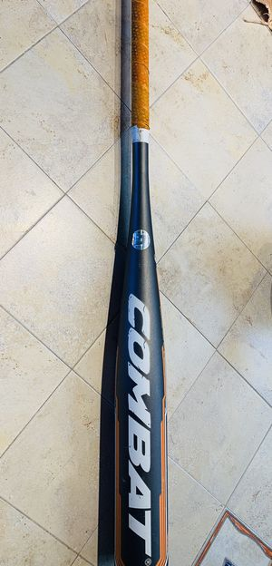 COMBAT VIGOR BASEBALL BAT COMPOSITE USSSA APPROVED 32/22 2 5/8 -10 Normal Wear Use for Sale in Hialeah, FL