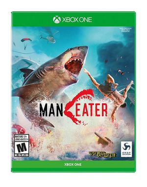 Man eater Xbox one for Sale in Riverside, CA