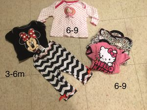 Girls 6-9 m Clothes 5 pc for Sale in Stoughton, MA