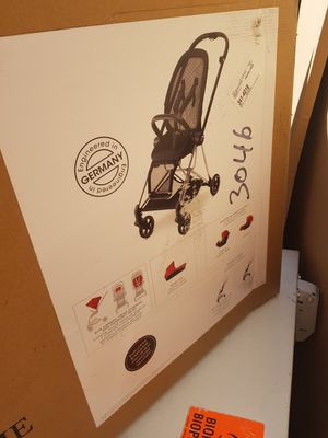 Cybrex baby stroller for Sale in Charlotte, NC