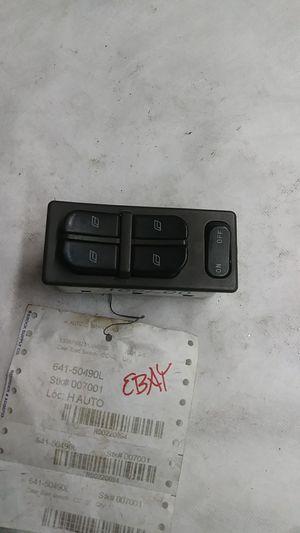 Driver Front Door Switch Driver's Fuel Door Fits 99-04 SAAB 9-5 oem for Sale in Long Beach, CA