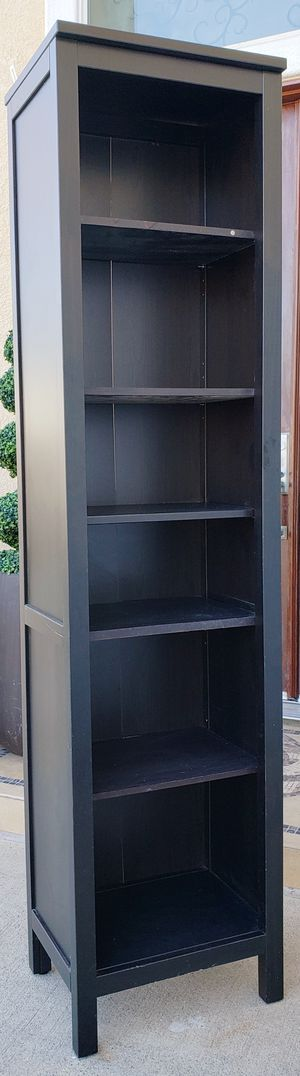 Absolutely BEAUTIFUL 6 Tier Tiered Display Bookshelves Bookcases Curio Cubby Cubbies Storage Stand Unit Cabinet Organizer + Adjustable Shelves for Sale in Monterey Park, CA