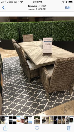Outdoor Furniture for Sale in Enumclaw, WA