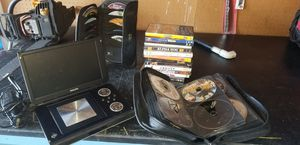Dvd player and 100 dvds for Sale in El Cajon, CA