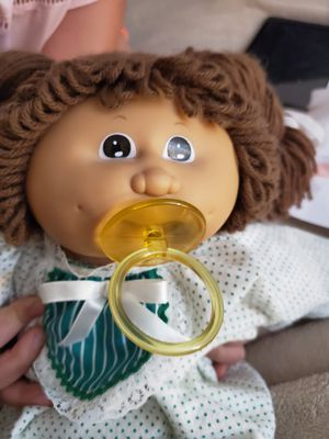 Vintage Cabbage Patch doll 1985 for Sale in Las Vegas, NV