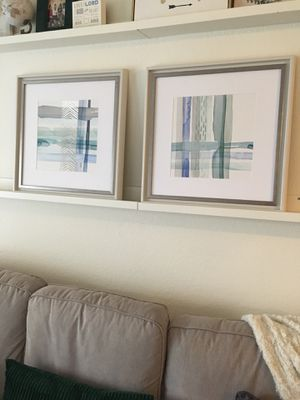 Home decor: abstract frames photo for Sale in Los Angeles, CA