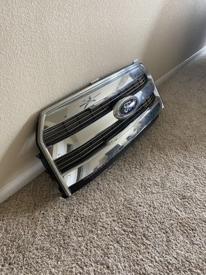 F-150 King Ranch Grille for Sale in Round Rock, TX