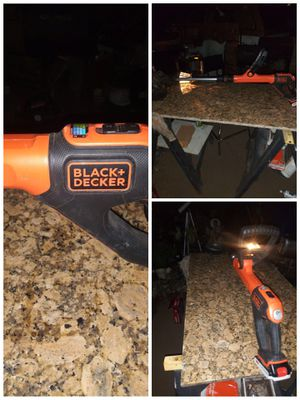 Black and Decker Weed Wacker 20vts. for Sale in Oakley, CA