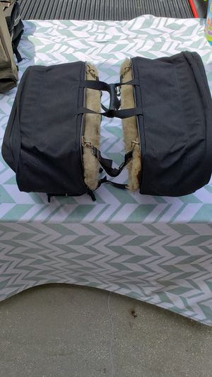 Eclipse Motorcycle Saddle bag & 2 tank bag**LOOK** All for $30 for Sale in Dunedin, FL