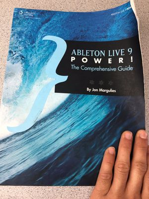 Ableton Live 9 Power for Sale in St. Petersburg, FL
