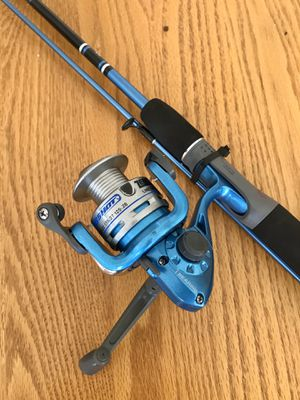 Fishing Rod and Reel, Zebco for Sale in Gilbert, AZ