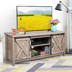 Farm House Style TV Stand- **Brand New** for Sale in Selma, CA