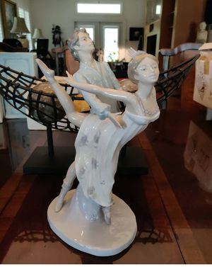 "Mint 1983 NAO Lladro figurine- ""Dancing on a Cloud"" - Ballet Couple- Pas de Deux for Sale in Covina, CA"
