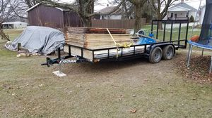 Utility trailer 18ft for Sale in Jeannette, PA